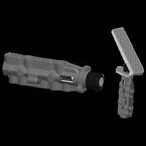 QCC Rexroth Hydraulic Power Brake Valve MB13-MD