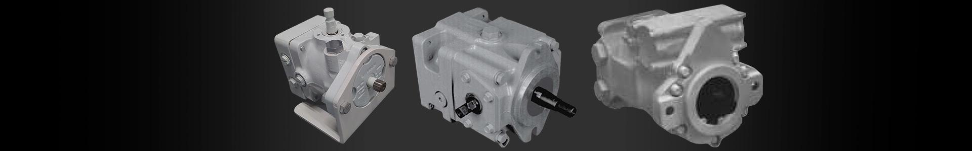S15 & M25 Pumps & Motors